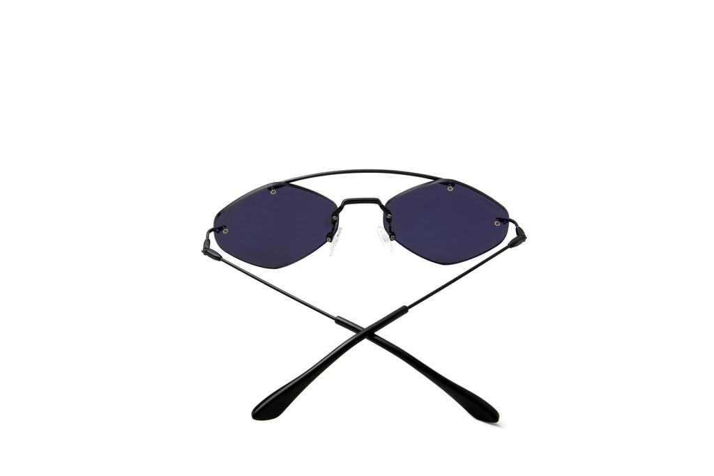 Privado Ninox black sunglasses alternate view