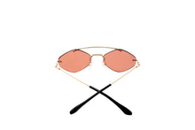 Load image into Gallery viewer, Privado Ninox gold sunglasses alternate view