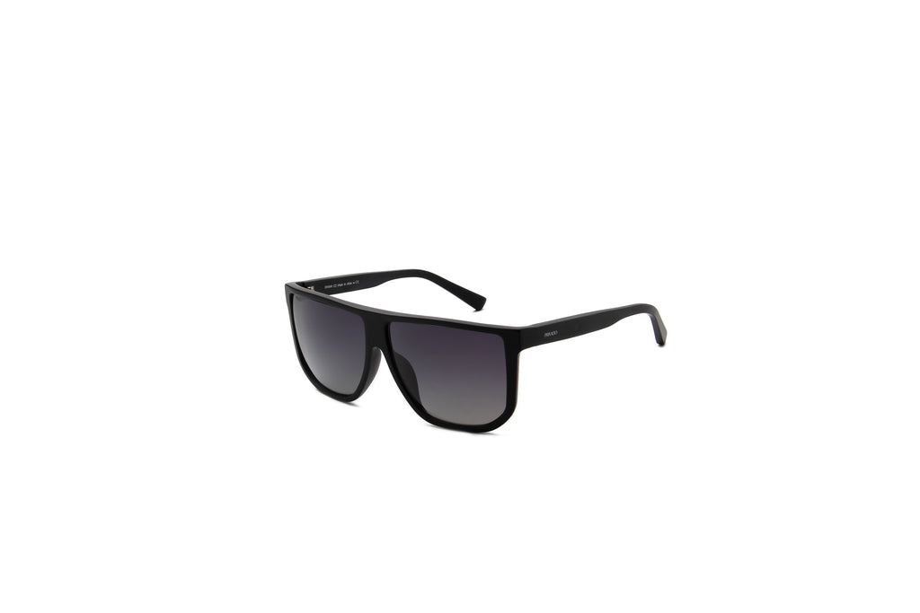 Privado Omani matte black sunglasses alternate view
