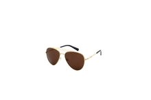 Load image into Gallery viewer, Privado Palau gold sunglasses alternate view