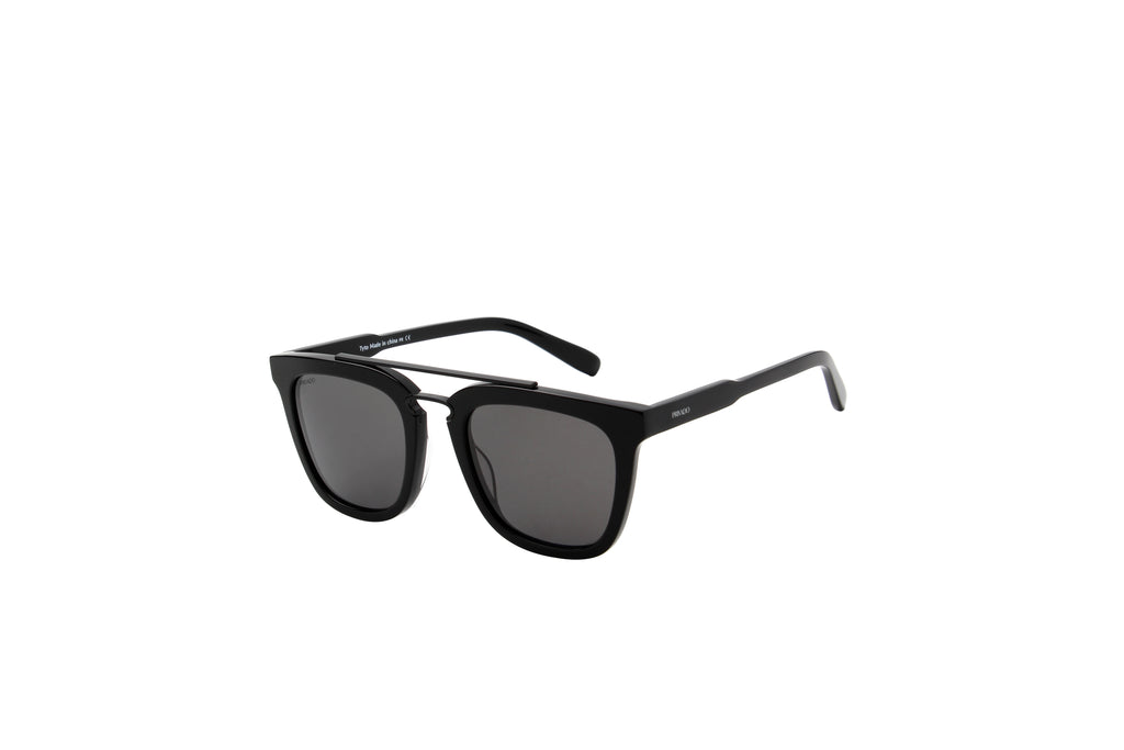 Privado Tyto black sunglasses alternate view