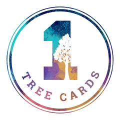 1 Tree Card Logo