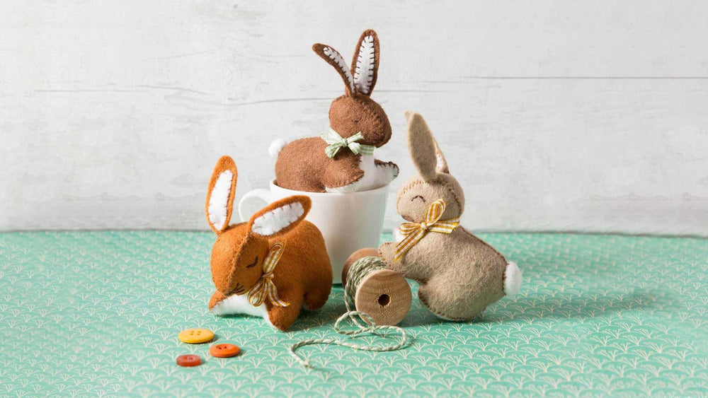Corinne Lapierre Bunnies Kit