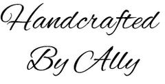 Handcrafted by Ally Logo