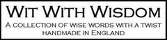 Wit With Wisdom Logo