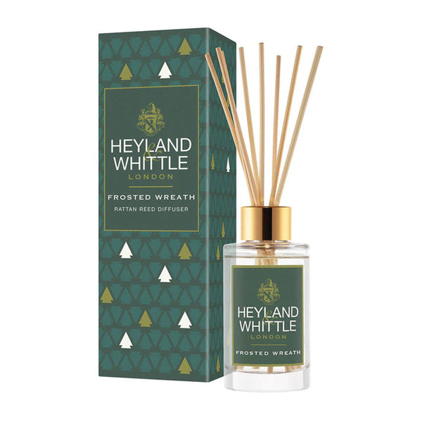 Frosted Wreath Reed Diffuser 100ml
