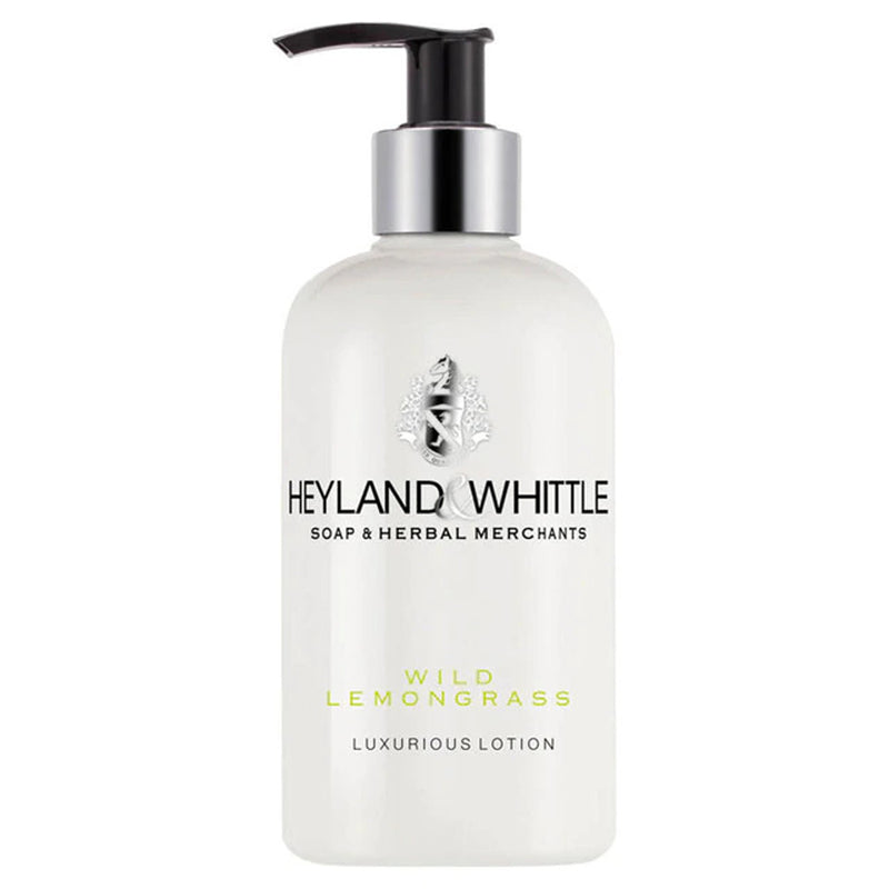 Wild Lemongrass Luxury Hand & Body Lotion 300ml