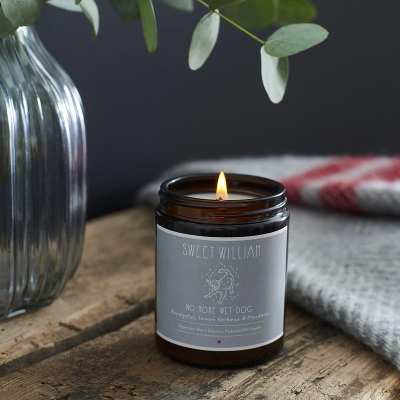 No More Wet Dog Organic Candle