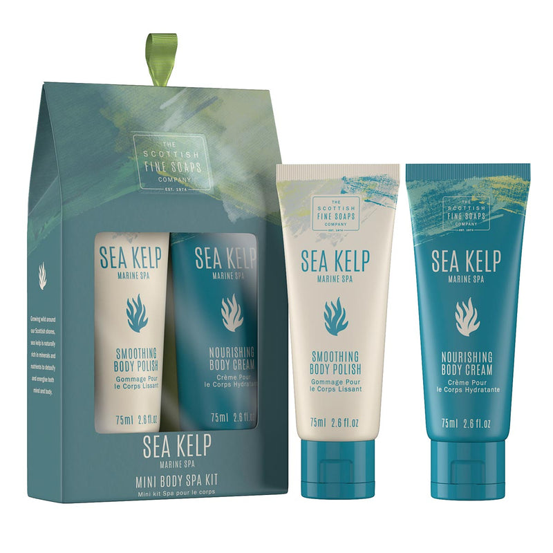 Sea Kelp Mini Body Spa Kit