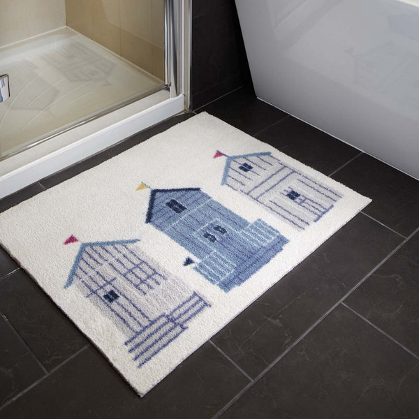 Beach House Bath Rug