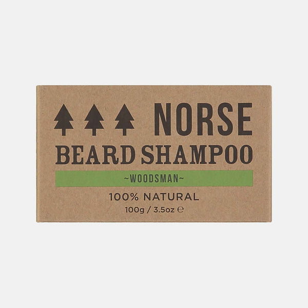 Beard Shampoo Woodsman by Norse