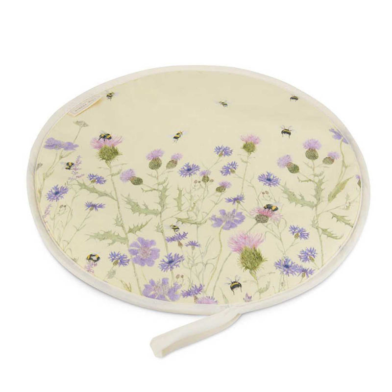 Bee & Flower Hob Cover