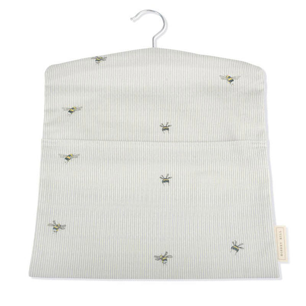 Bee & Stripe Peg Bag