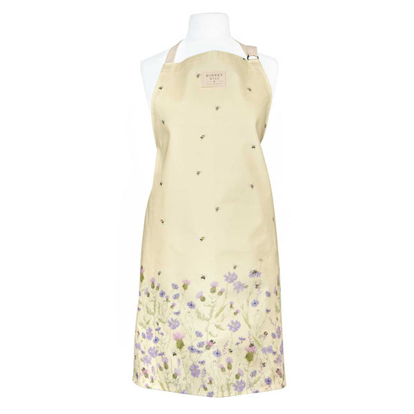 Bee & Flower Apron