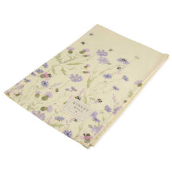 Bee & Flower Tea Towel