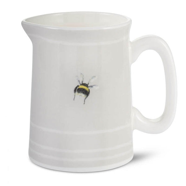 Bee & Stripe Jug