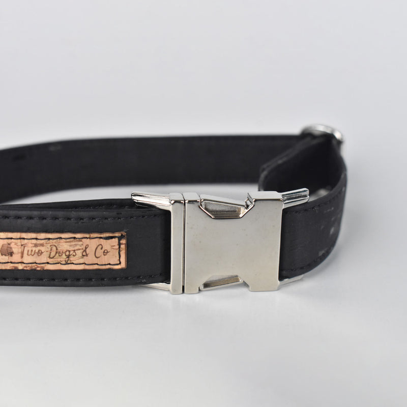 Black Cork Collar