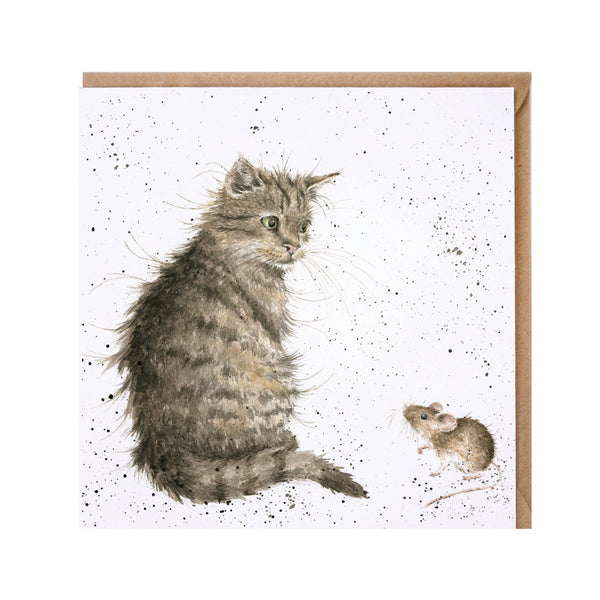 Cat & Mouse Card