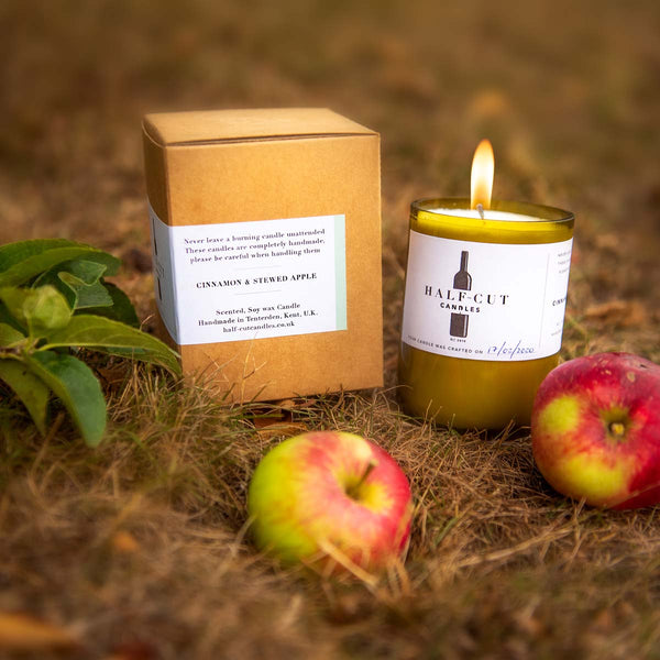Cinnamon & Stewed Apple Candle