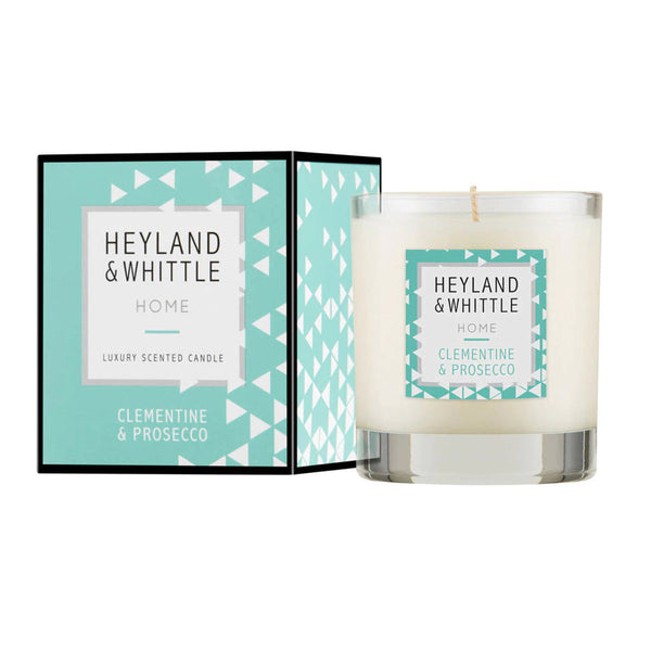Clementine & Prosecco Candle 230ml