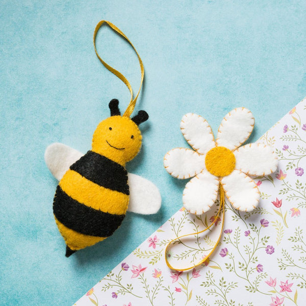 Bee & Flower Kit
