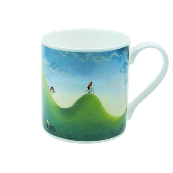 Courage Cycling Mug