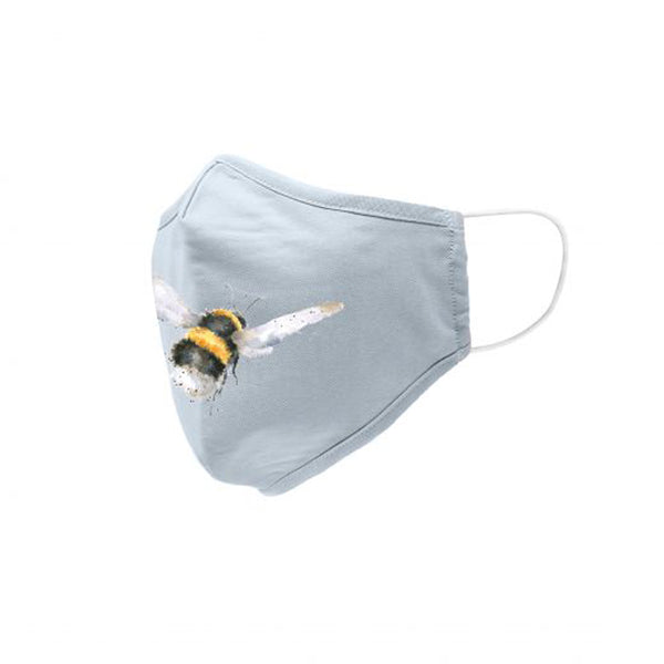 'Flight of the Bumblebee' Face Mask