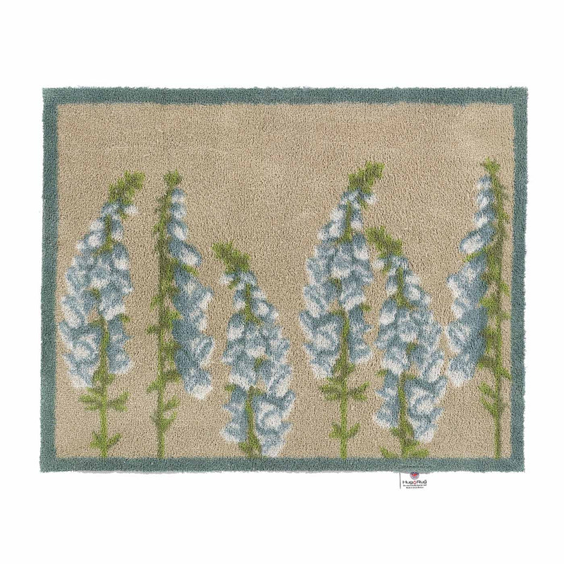 Floral Rug Hug Rug Home Accessories