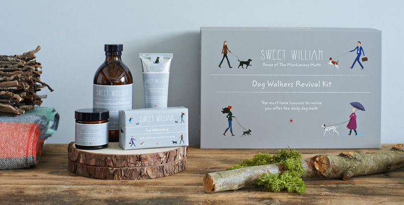 Dog Walker Revival Hand Cream Gifts