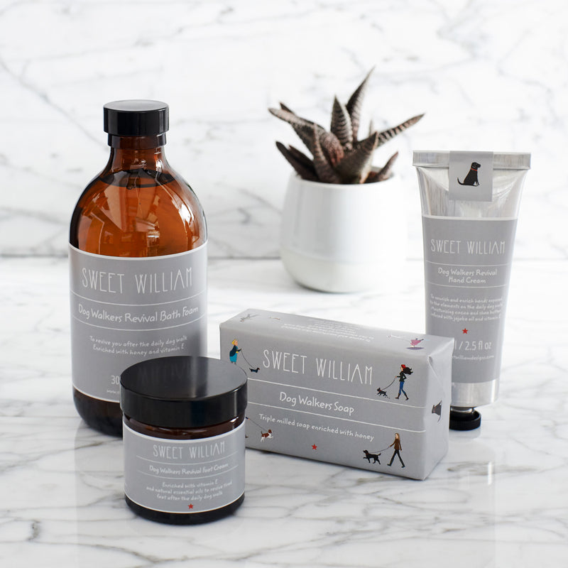 Dog Walker Revival Foot Cream Gifts