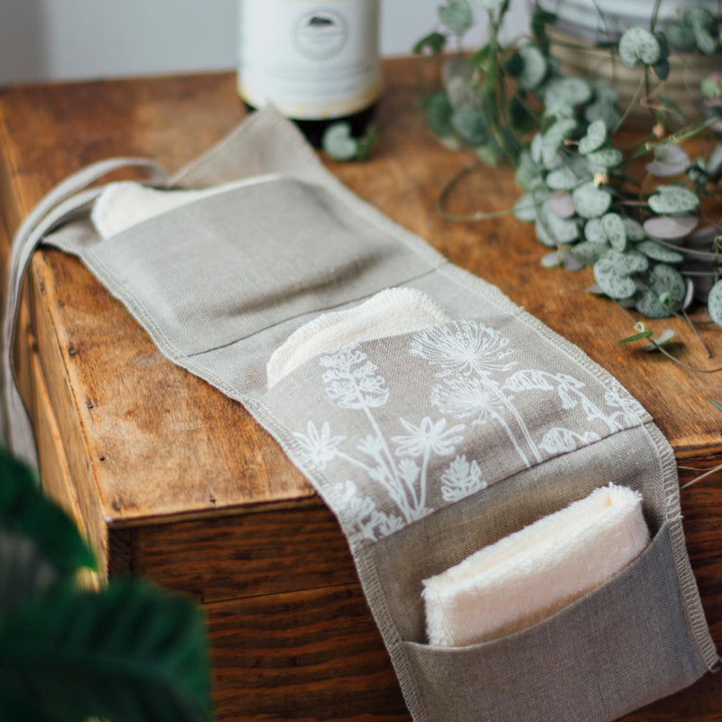 Reusable Bamboo Face Wipes Skincare