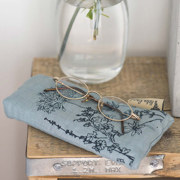 Garden Glasses Case by Helen Round