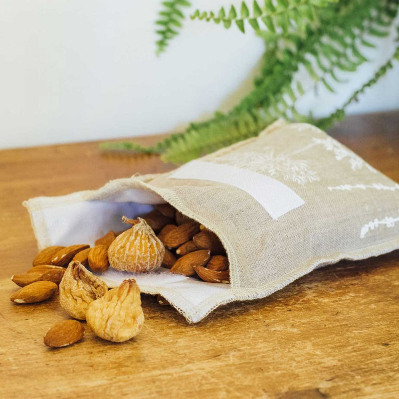 Garden Reusable Snack Bag
