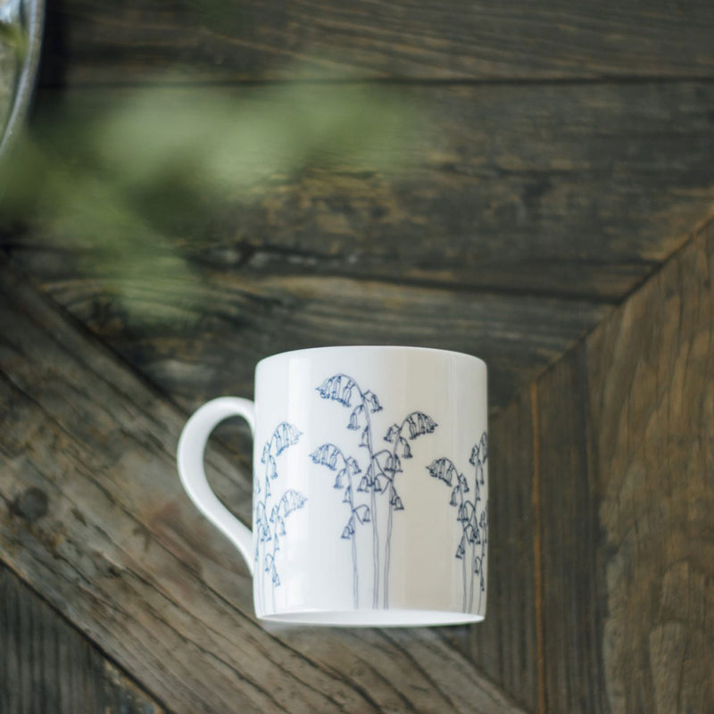 Bluebell Fine Bone China Mug Tableware