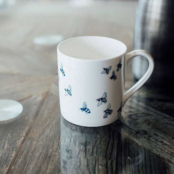 Bee Fine Bone China Mug Tableware