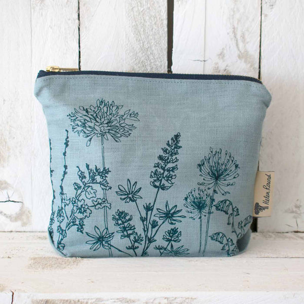 Garden Toiletry Bag by Helen Round