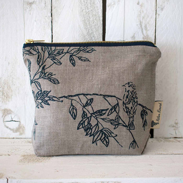 Bird Toiletry Bag