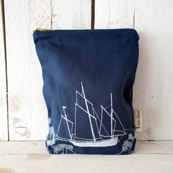 Sailing Boat Toiletry Bag