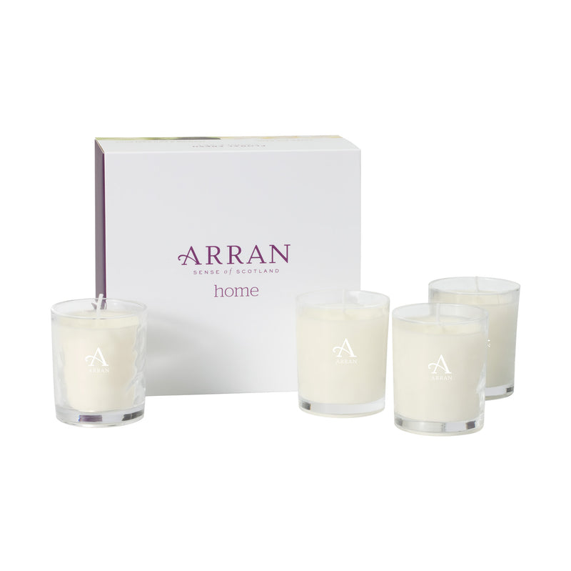 Floral Fresh Candle Set