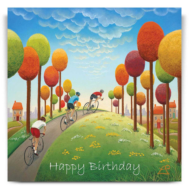 Homeward Bound Birthday Card