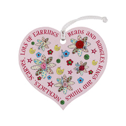 Flowers Jewellery Heart Gifts