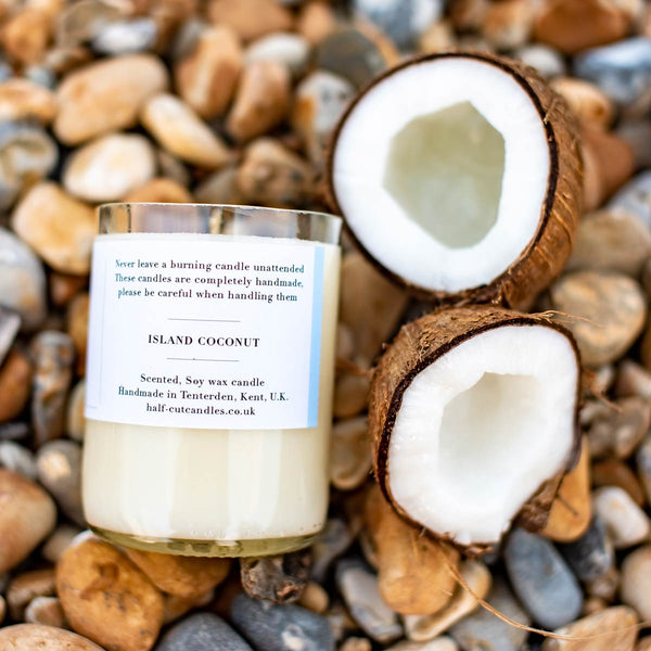 Island Coconut Candle