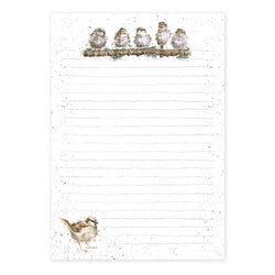 Chirpy Chaps Jotter Pad