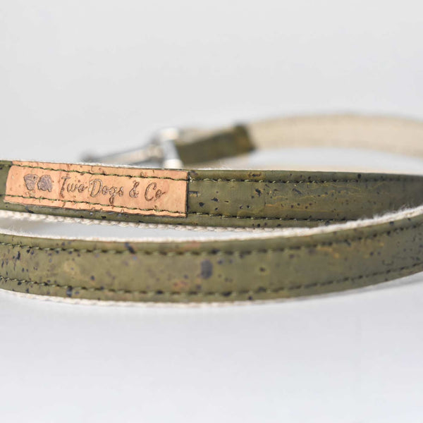 Khaki Dog Lead