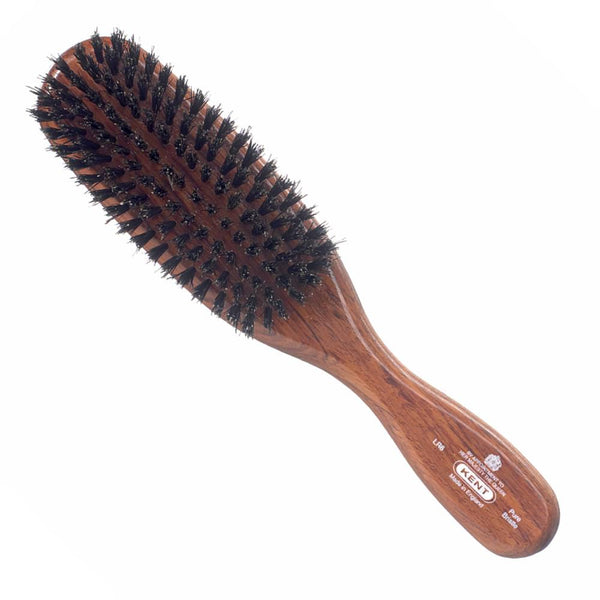 Ladies Finest Pure Bristle Narrow Brush