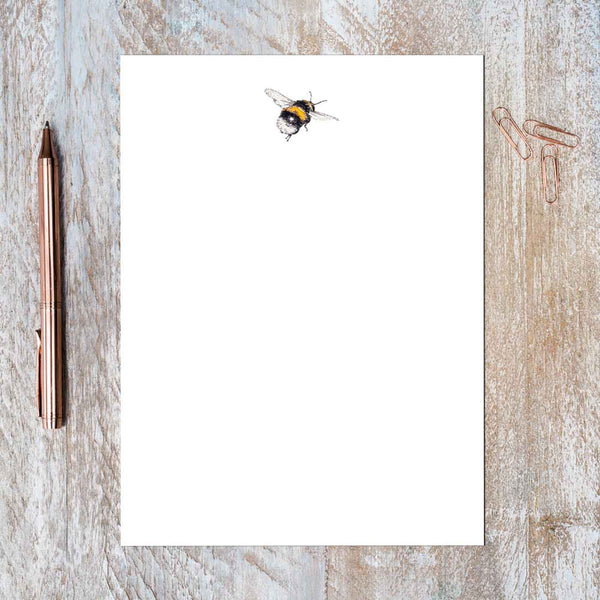 Bumblebee Letter Writing Set by Toasted Crumpet