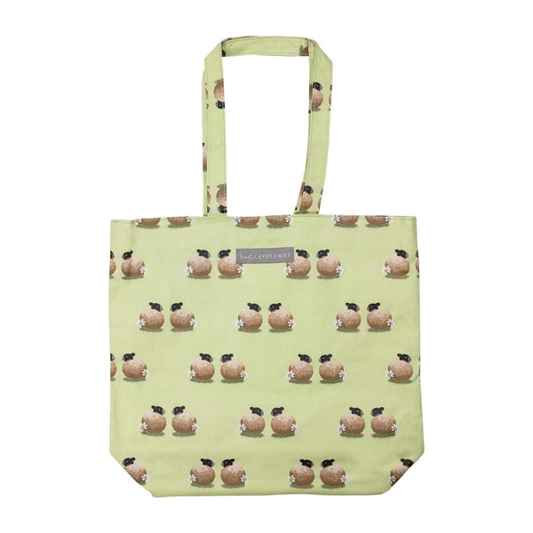 Sheep and Daisy Bag