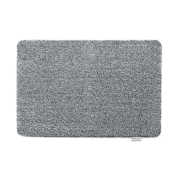 Plain Light Grey Rug by Hug Rug