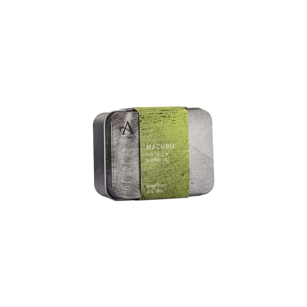 Machrie Mens Tinned Soap 100g