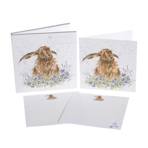 'Bright Eyes' Notecard Pack